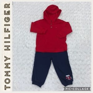 Tommy Hilfiger • 2 piece set • 24 months